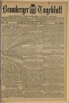 Bromberger Tageblatt. J. 34, 1910, nr 52
