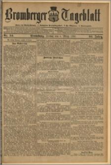 Bromberger Tageblatt. J. 34, 1910, nr 53