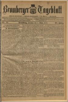 Bromberger Tageblatt. J. 34, 1910, nr 55