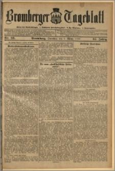 Bromberger Tageblatt. J. 34, 1910, nr 56