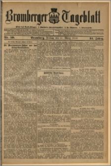 Bromberger Tageblatt. J. 34, 1910, nr 59