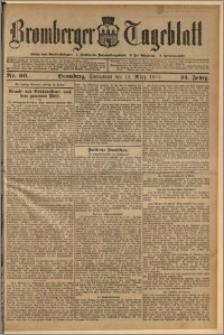 Bromberger Tageblatt. J. 34, 1910, nr 60