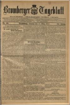 Bromberger Tageblatt. J. 34, 1910, nr 61