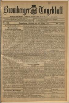 Bromberger Tageblatt. J. 34, 1910, nr 63