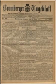 Bromberger Tageblatt. J. 34, 1910, nr 66