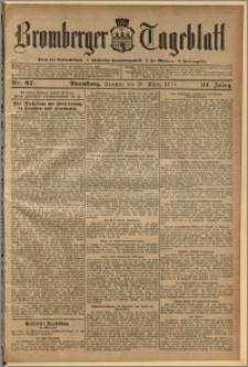 Bromberger Tageblatt. J. 34, 1910, nr 67