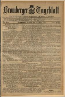 Bromberger Tageblatt. J. 34, 1910, nr 68