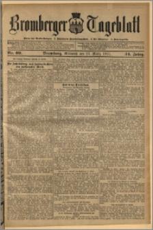 Bromberger Tageblatt. J. 34, 1910, nr 69