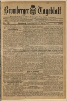 Bromberger Tageblatt. J. 34, 1910, nr 74