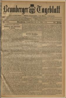 Bromberger Tageblatt. J. 34, 1910, nr 120