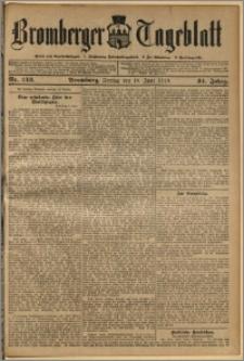 Bromberger Tageblatt. J. 34, 1910, nr 133