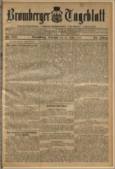 Bromberger Tageblatt. J. 34, 1910, nr 143
