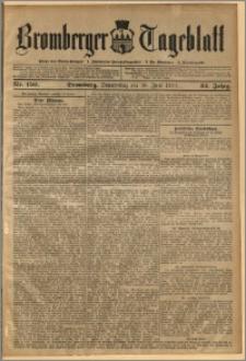 Bromberger Tageblatt. J. 34, 1910, Nr150