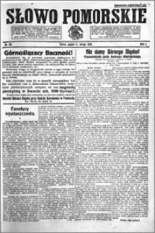 Słowo Pomorskie 1921.02.04 R.1 nr 26
