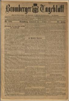 Bromberger Tageblatt. J. 34, 1910, nr 230