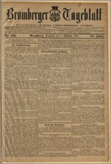 Bromberger Tageblatt. J. 34, 1910, nr 231