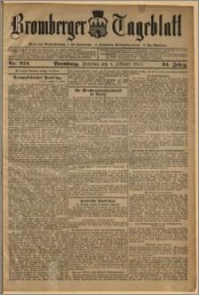 Bromberger Tageblatt. J. 34, 1910, nr 232