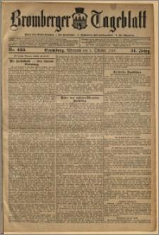 Bromberger Tageblatt. J. 34, 1910, nr 233