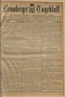 Bromberger Tageblatt. J. 34, 1910, nr 238