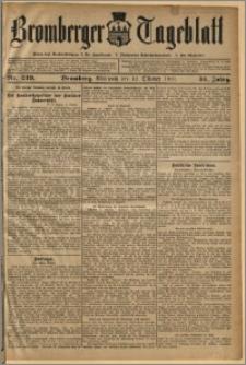 Bromberger Tageblatt. J. 34, 1910, nr 239