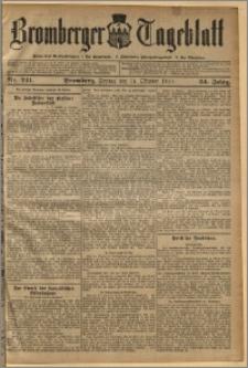 Bromberger Tageblatt. J. 34, 1910, nr 241