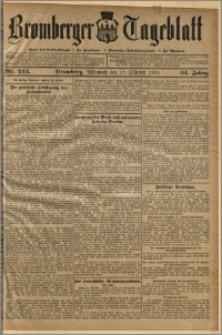 Bromberger Tageblatt. J. 34, 1910, nr 245