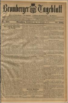 Bromberger Tageblatt. J. 34, 1910, nr 248