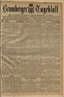 Bromberger Tageblatt. J. 34, 1910, nr 249