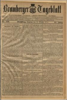 Bromberger Tageblatt. J. 34, 1910, nr 250