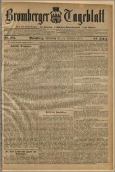 Bromberger Tageblatt. J. 34, 1910, nr 251
