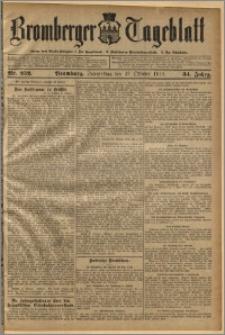 Bromberger Tageblatt. J. 34, 1910, nr 252