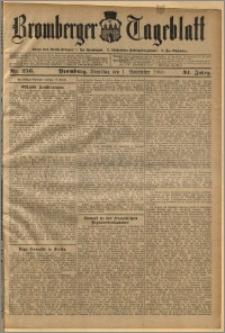 Bromberger Tageblatt. J. 34, 1910, nr 256