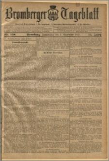 Bromberger Tageblatt. J. 34, 1910, nr 258