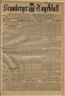 Bromberger Tageblatt. J. 34, 1910, nr 259