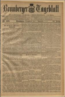 Bromberger Tageblatt. J. 34, 1910, nr 260