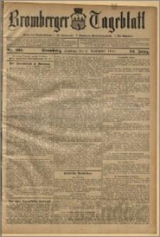 Bromberger Tageblatt. J. 34, 1910, nr 261