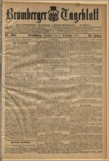 Bromberger Tageblatt. J. 34, 1910, nr 262