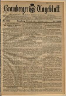 Bromberger Tageblatt. J. 34, 1910, nr 263