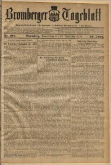 Bromberger Tageblatt. J. 34, 1910, nr 264