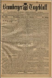 Bromberger Tageblatt. J. 34, 1910, nr 265