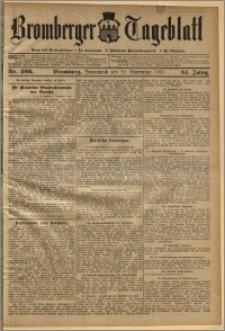 Bromberger Tageblatt. J. 34, 1910, nr 266