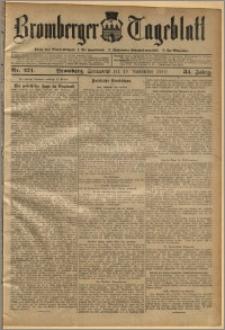 Bromberger Tageblatt. J. 34, 1910, nr 271