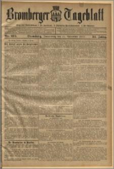 Bromberger Tageblatt. J. 34, 1910, nr 275