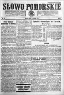 Słowo Pomorskie 1921.02.11 R.1 nr 32