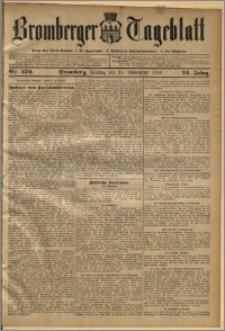 Bromberger Tageblatt. J. 34, 1910, nr 276