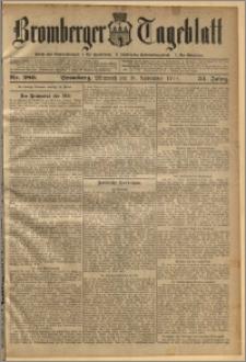 Bromberger Tageblatt. J. 34, 1910, nr 280