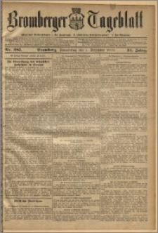 Bromberger Tageblatt. J. 34, 1910, nr 281