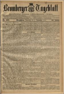 Bromberger Tageblatt. J. 34, 1910, nr 285