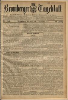Bromberger Tageblatt. J. 34, 1910, nr 286
