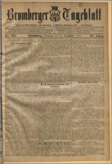 Bromberger Tageblatt. J. 34, 1910, nr 291